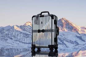 RIMOWA聯名Moncler行李箱現身 超高調全鏡面設計台灣也買得到!