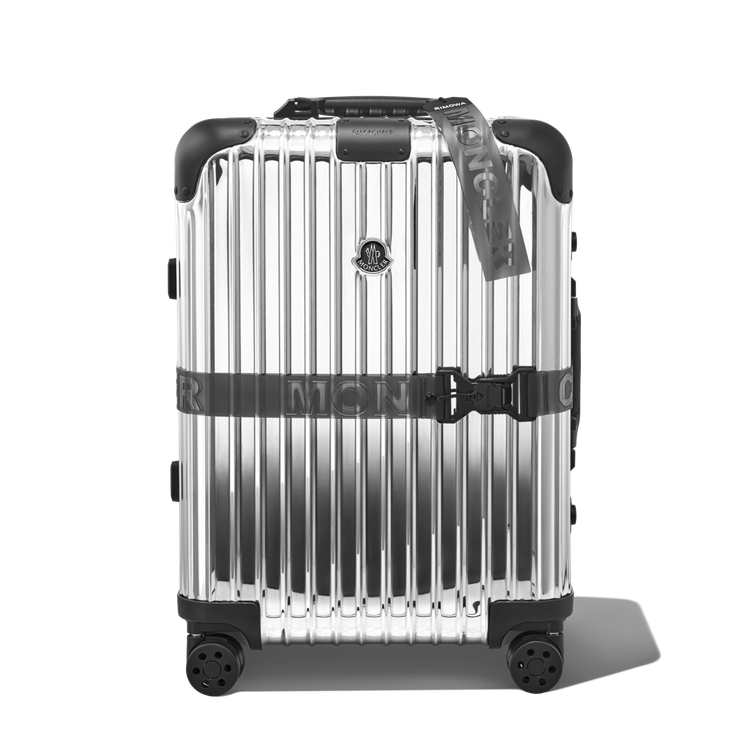 Moncler和RIMOWA聯名REFLECTION行李箱10萬5,300元。圖...