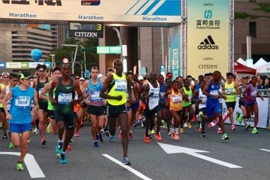 國人搶跑熱!台北馬拉松吸3.7萬人報名 中籤率降至6成6