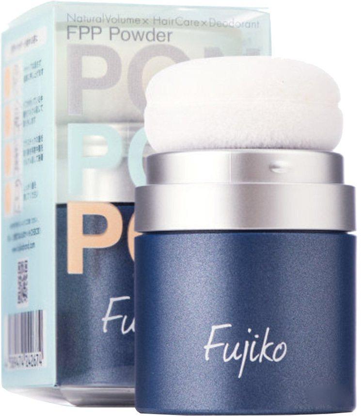 Fujiko乾爽蓬蓬粉,售價690元。圖/松本清提供