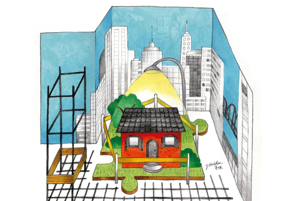 【空間記憶】蕭裕奇/關於小房子的心靈記憶