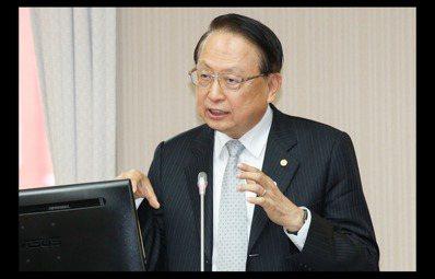 台灣高鐵董事長江耀宗。報系資料照
