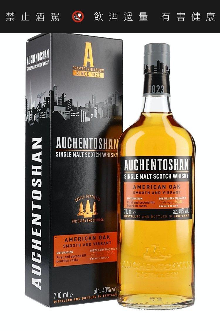 歐肯目前是唯一長年進行3次蒸餾工法的蘇格蘭低地酒廠。圖/歐肯提供。提醒您:禁止酒...