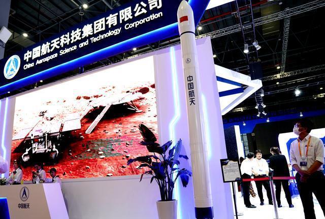 大陸新製商業中型液體運載火箭首次亮相