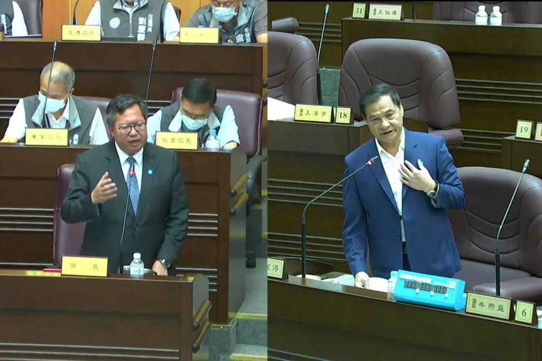 市長任期做好做滿 鄭文燦:除非有特殊情況