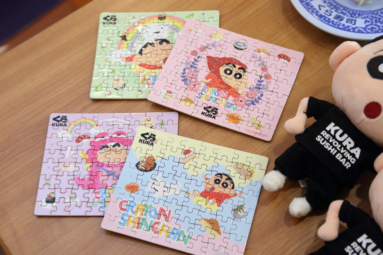 藏壽司14款超萌「小新扭蛋」登場!還有小新玩偶帶回家