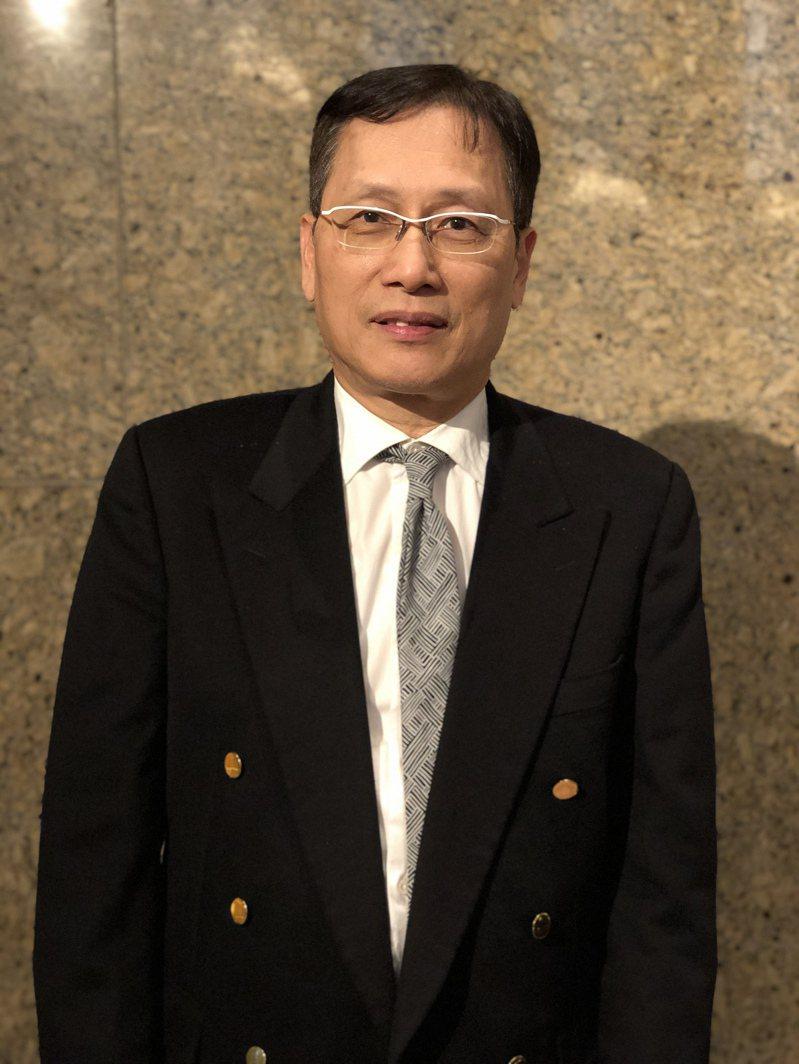 良維董事長李淳正近年調整公司營運,終於展現成果。記者蕭君暉/攝影