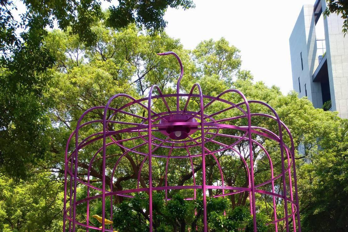 整容迎21周年 敦南「鳥籠外的花園」蛻變重生