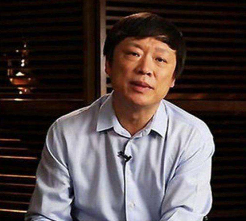 大陸環球時報總編輯胡錫進。圖/取自騰訊新聞網