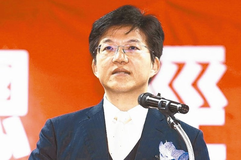 兆豐金控總經理胡光華。(本報系資料庫)