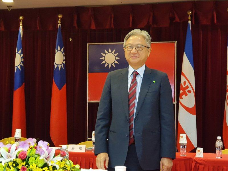 新纖董事長吳東昇,被視為新光三越新董座的黑馬人選。(本報系資料庫)