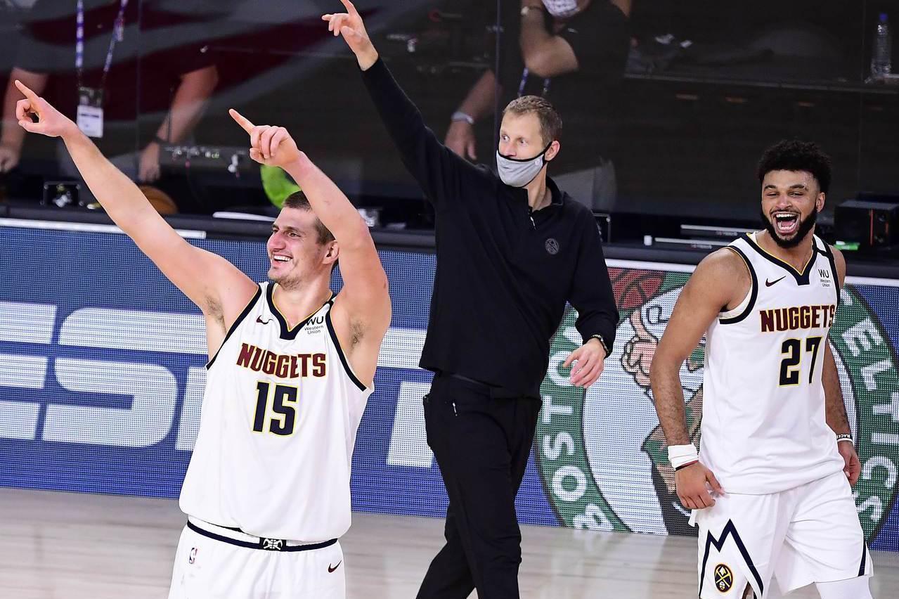 NBA/金塊再度1比3大逆轉 約柯奇:我們能做大事