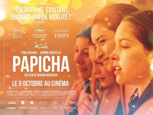 《女孩要革命》(Papicha)是一個時代裡的女性悲歌,她們有話想說,但旁人卻要她們噤聲,她們想活出屬於自己的生命,但所處的世界卻要她們活成別人想要的樣子。擷自維基