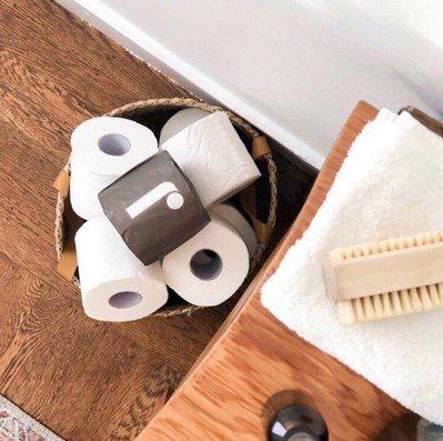 加拿大新創衛生紙品牌Reel Paper就是使用竹子來製作可生物分解的三層衛生紙...