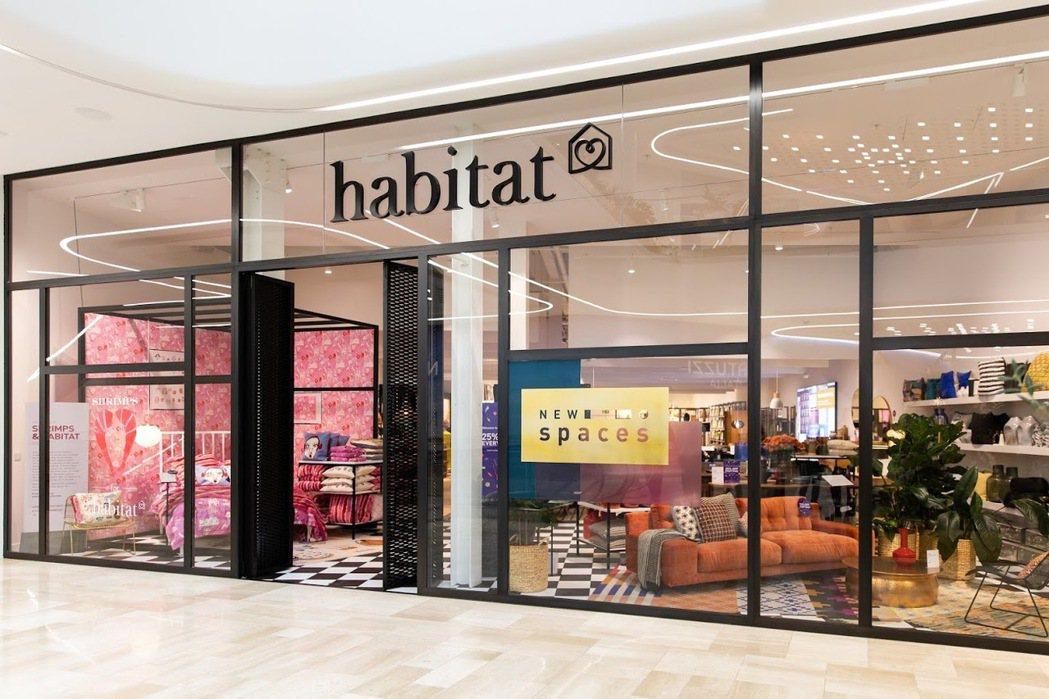 80年代時Habitat曾是全球最大的家具零售商,店數多達50家。 圖/Habi...