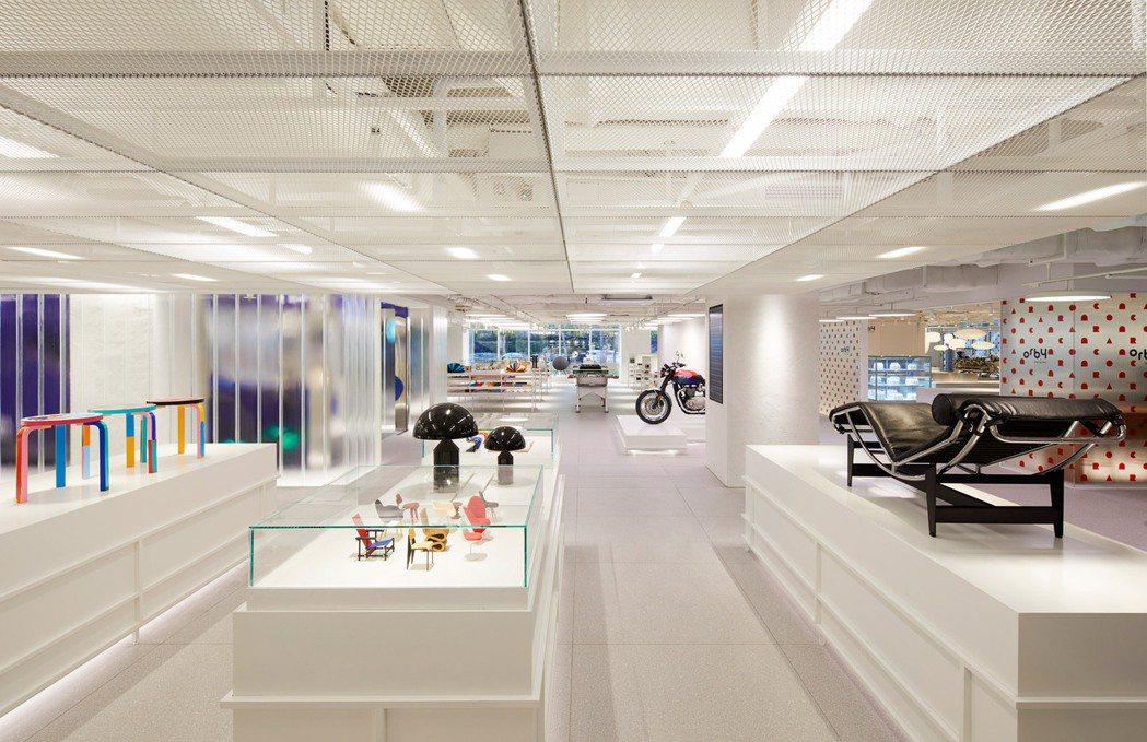 去年11月The Conran Shop落地首爾,空間寬敞設計感十足如博物館。 ...