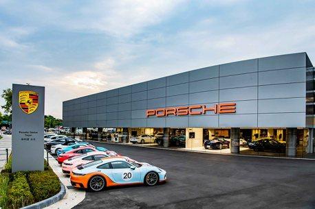 以「Destination Porsche」概念打造!台北保時捷中心隆重開幕