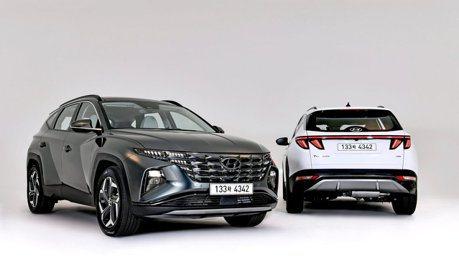 大改款Hyundai Tucson預售首日接單破萬張 創下品牌休旅銷售新紀錄!