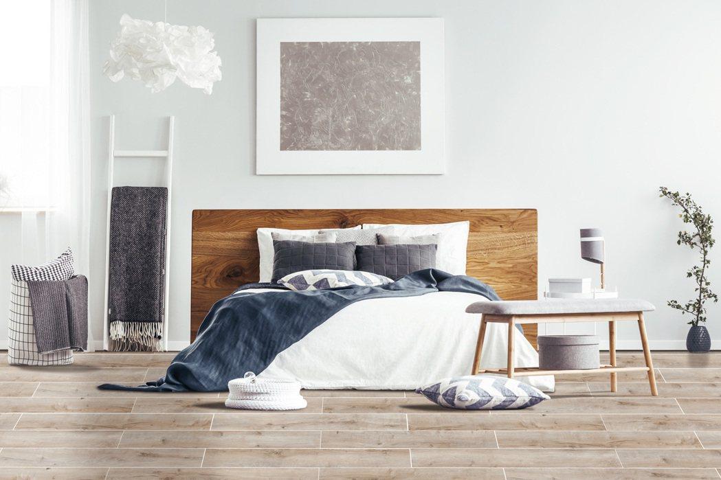 白馬窯業推出德國超耐磨木地板,擁有快鋪、降噪、耐磨等特性,打造愜意美宅,並促成家...