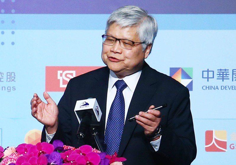 台積電總裁魏哲家今天表示,台積電不排除往高雄投資的可能性。 記者杜建重/攝影