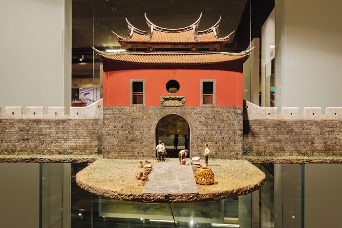 To understand the past and present of the city, Discovery Center of Taipei is the best place to start.