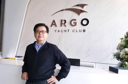 圖說:亞果遊艇總經理張慶祥表示,將集中火力開發北部富豪市場。  亞果提供