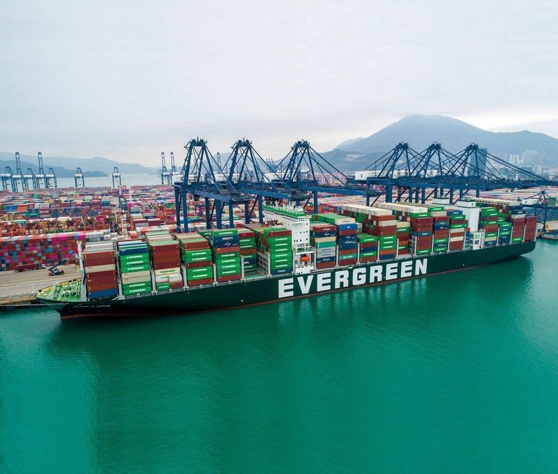 F型貨櫃輪採用住艙與機艙分離的雙島型(Twin-Island)設計,可減少瞭望死角,並增加貨物裝載空間。業者提供