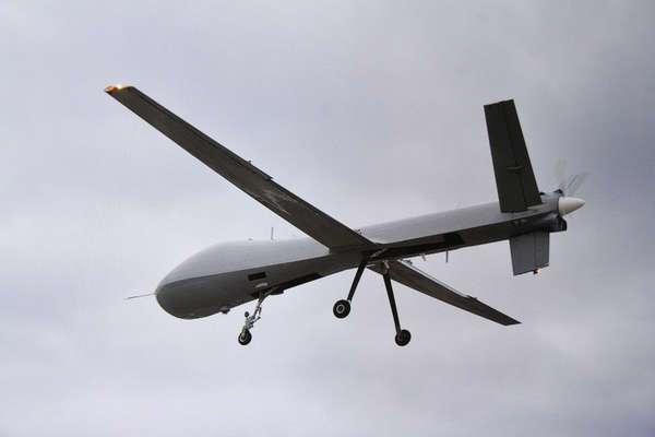 這是中科院研發第一代大型無人機。圖/取自中科院影片