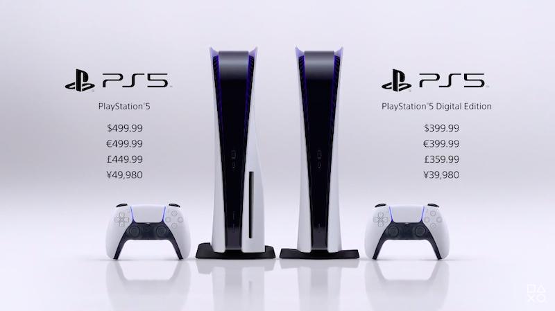 Sony發表最新遊戲主機PS 5。 (取自網路)
