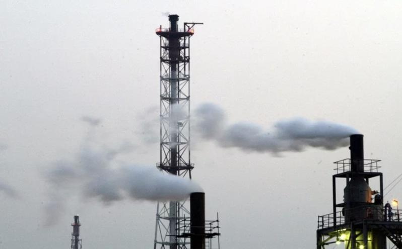 固定源有害空氣汙染物排放標準最新草案,將納管22項物種。本報資料照片