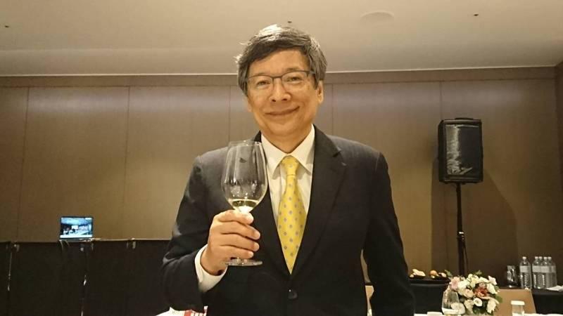 黑松董事長張斌認為譽加是全球知名葡萄酒集團,品牌眾多、產品豐富,黑松與譽加合作將使黑松的葡萄酒類品項更加完整。※「飲酒過量,有害(礙)健康」。記者/黃淑惠攝影