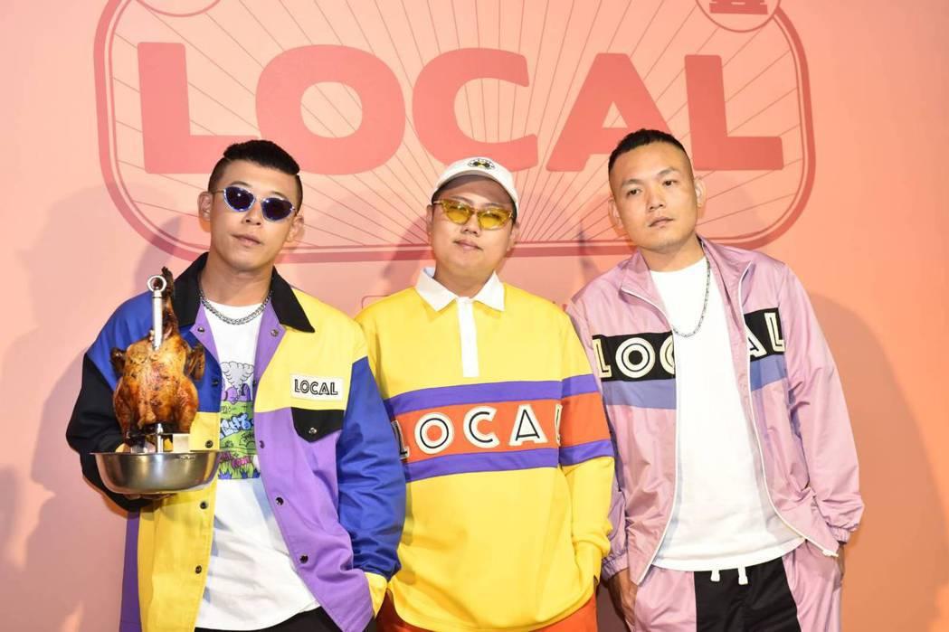 玖壹壹推出新專輯「LOCAL」。圖/混血兒娛樂提供