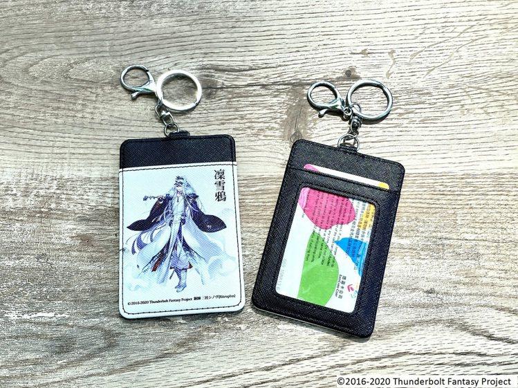 亞太電信攜手霹靂國際多媒體推出「AR魔法小物」多功能票卡夾,兼具實用與收藏價值,...
