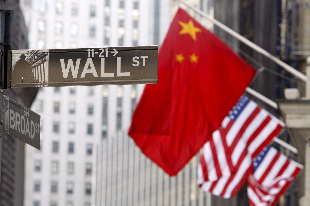 一份研究報告顯示,中美之間的投資今年上半年降至近九年低點。歐新社