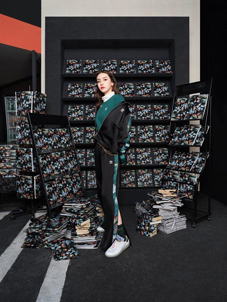 Angelababy詮釋adidas Originals與倫敦設計工作室HER ...