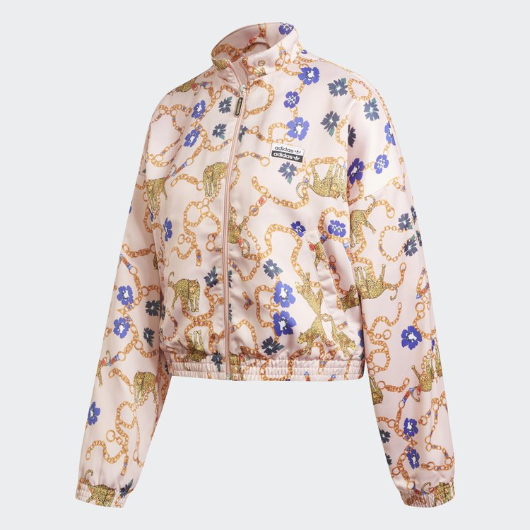adidas Originals與HER Studio合作系列夾克3,490元。...