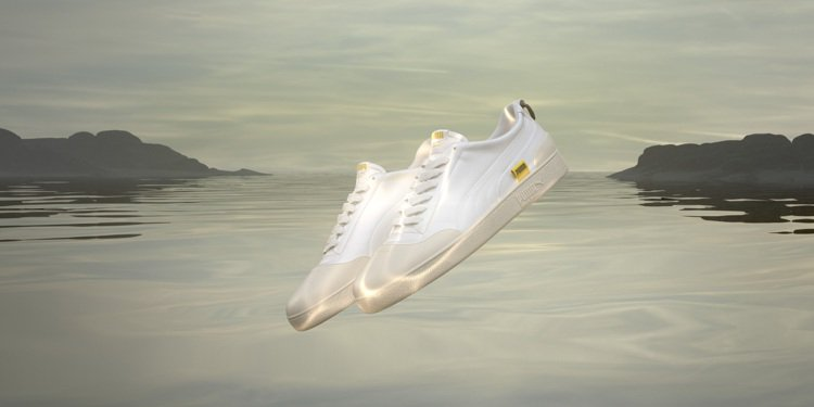 PUMA中央聖馬丁學院時尚設計系聯名系列Ralph Sampson鞋4,280元...