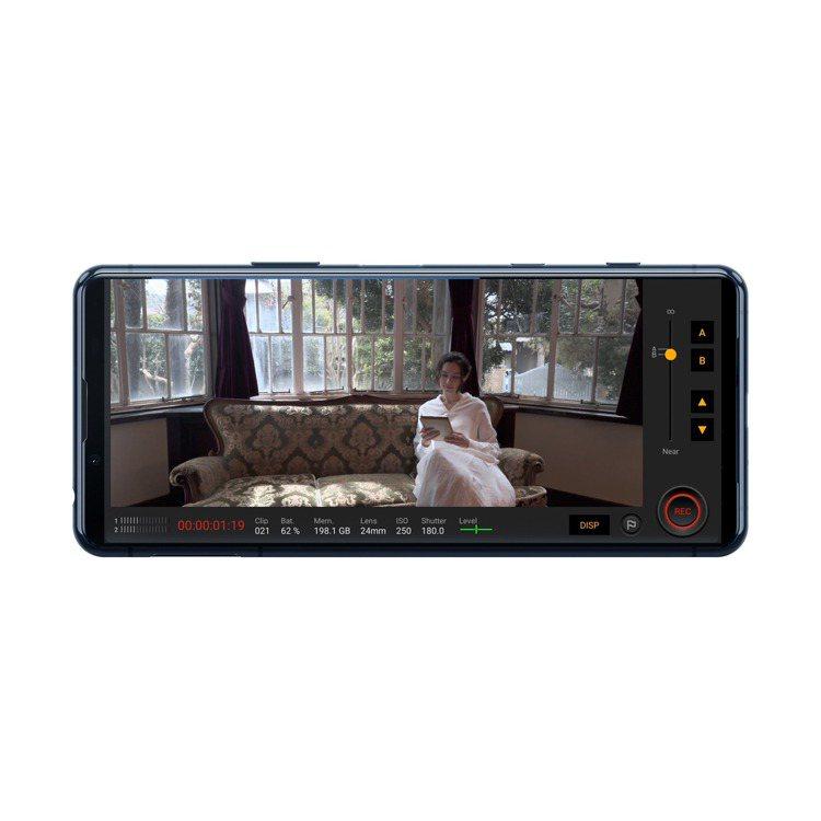 Sony Xperia 5 II為全球首款支援4K HDR 120fps慢動作影...