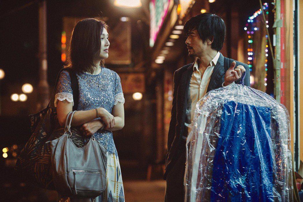 「麥路人」描述香港街頭弱勢小民的生活,溫馨動人。圖/華映提供