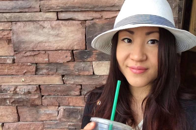 美國33歲華裔職業女撲克玩家Susie Zhao今年7月13日在密歇根州(Michigan)被發現慘成焦屍。圖片來源/facebook