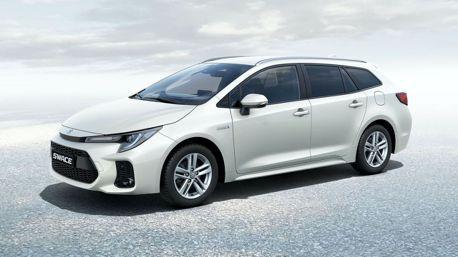 Suzuki竟然有賣油電旅行車?但怎麼長得這麼像Toyota?