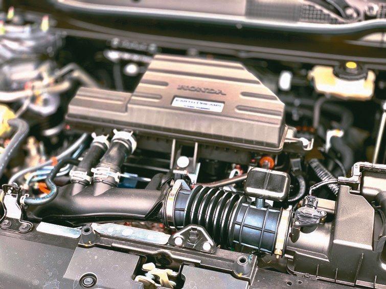 全車系配置1.5L VTEC Turbo渦輪增壓引擎,小排氣量卻擁有193 PS...