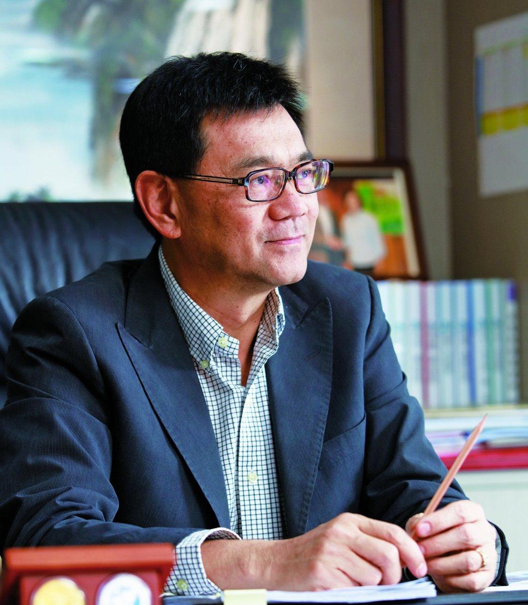 達麗建設董事長-謝志長。 業者/提供