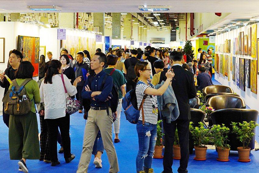 亞洲規模最大賽事「2021國際藝術家大獎賽」,即日起開放免費報名。 TICAA/...