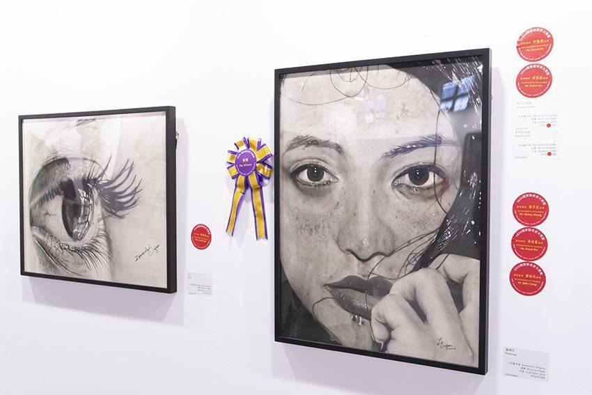 獲獎得主將參加「2022台北新藝術博覽會」之「國際藝術家沙龍大展」。 TICAA...