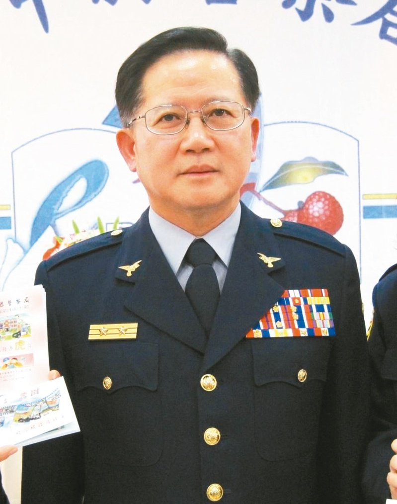 海巡署長陳國恩昨請辭。本報資料照片