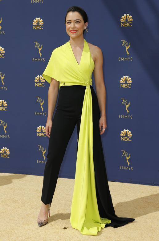 塔提亞娜馬斯蘭尼將主演漫威影集「女浩克」。圖/路透資料照片
