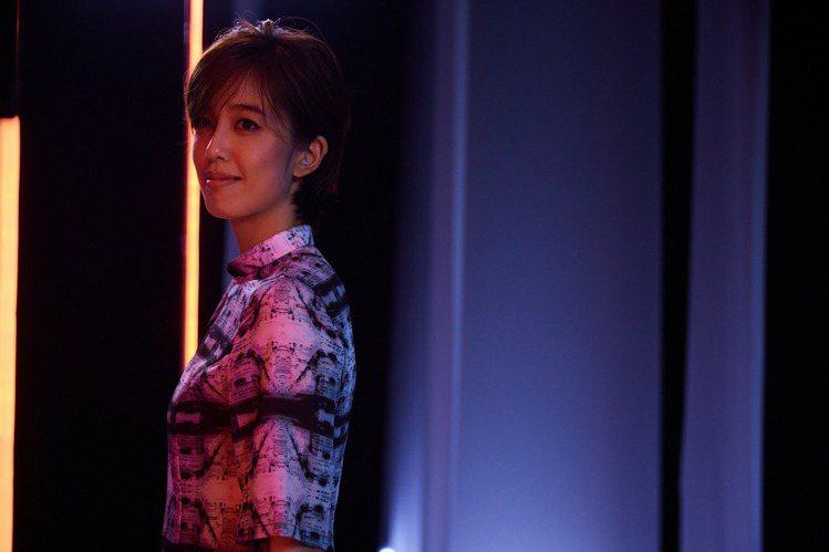 演員陳庭妮於影片後段驚喜登場。圖/APUJAN提供