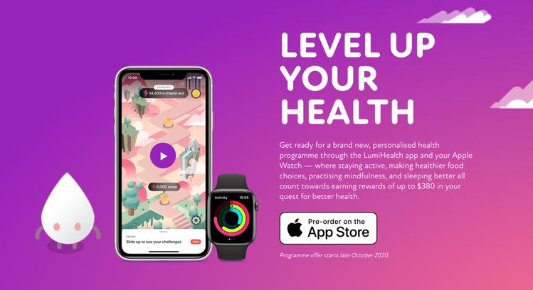 新加坡的使用者現可透過官網詳細了解這個計畫,並在App Store中搶先預訂Lu...