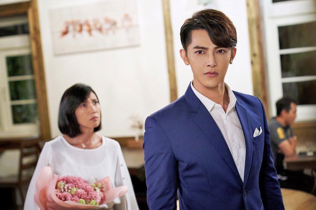 汪東城主演「因為我喜歡你」。圖/八大電視提供